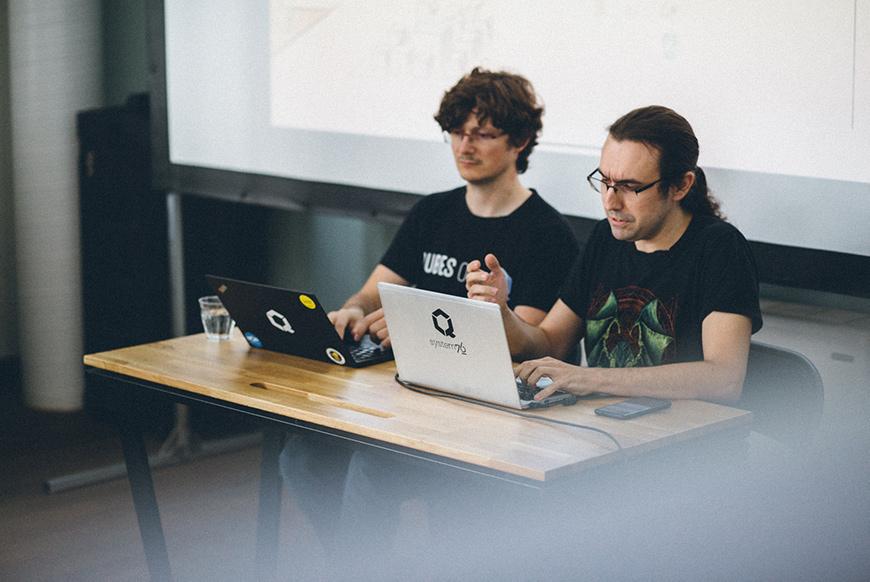 Marek and Paweł