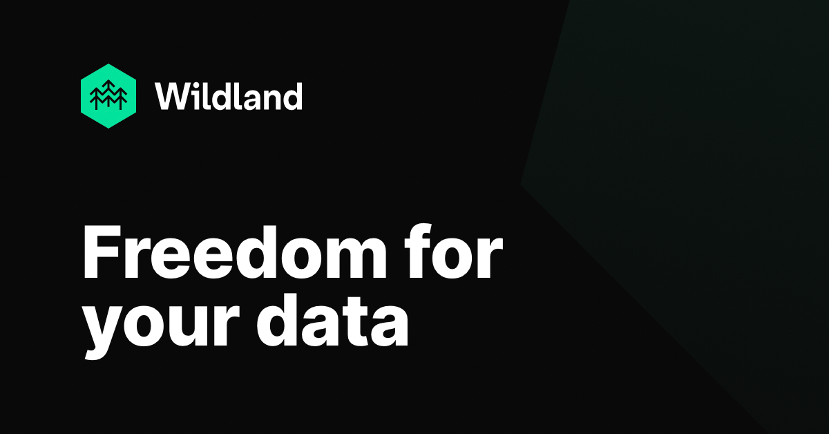 Wildland is a docker for your data. You can store, organize and access your data however and wherever you want.       Wildland is backend-agnos